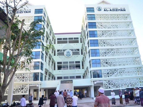 Kampus baru IAI Al-Aziziyah