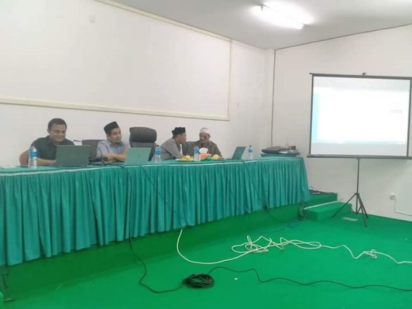 Era Covid-19, Kopertais Wilayah V Aceh Gelar Sosialiasi Penyusunan BKD di Kampus IAIA Samalanga