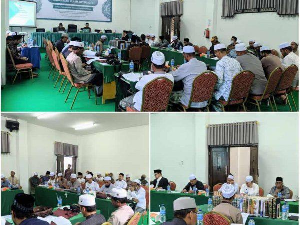 KKR Aceh Gelar Mubahasah Rekonsiliasi Konflik di Kampus IAIA Samalanga