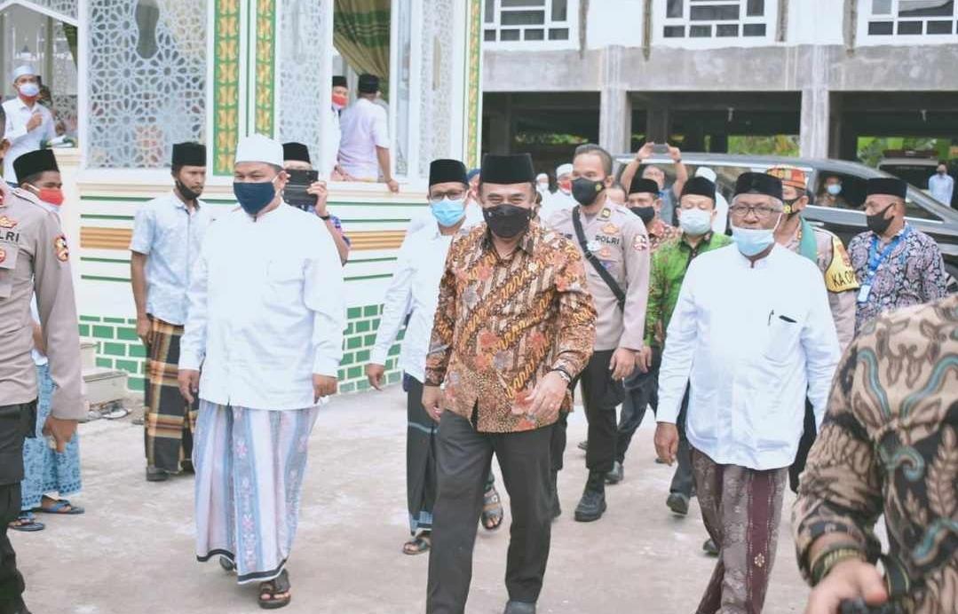 Abu MUDI Berharap Menteri Agama RI Beri Izin Pendirian Pascasarjana IAI Al-Aziziyah dan Ma'had Ali MUDI Samalanga