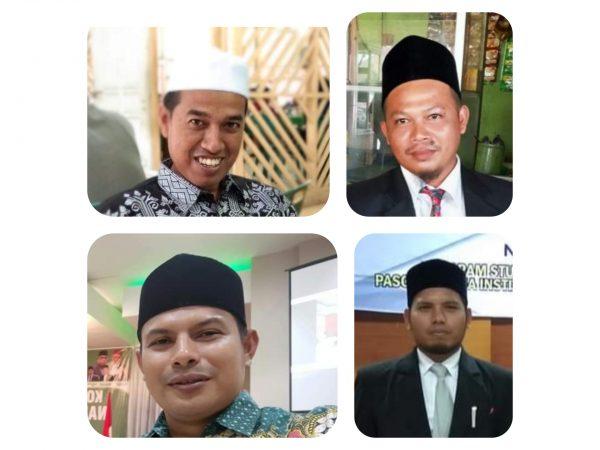 4 Dosen IAIA Samalanga Berkontribusi Menulis Buku Aceh 2021