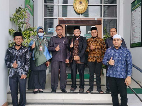 Fakultas Syari'ah dan Ekonomi Islam IAIA Samalanga Lakukan Kerjasama dengan Mahkamah Syar'iyah Pidie