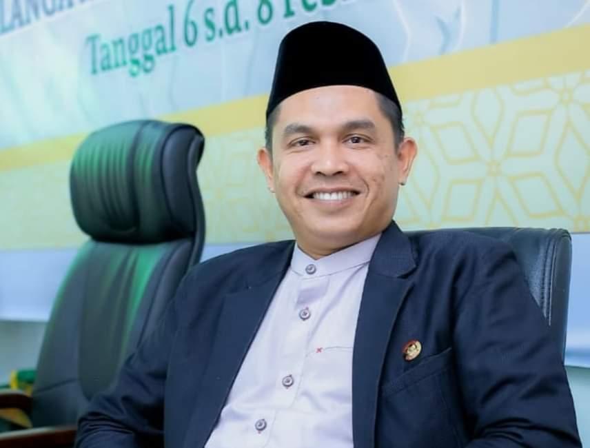 Dosen IAIA Samalanga Ini Raih Juara Penyuluh Agama Teladan Provinsi